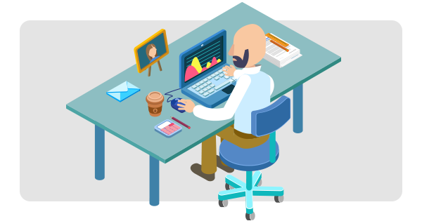 True Desk - 600x315