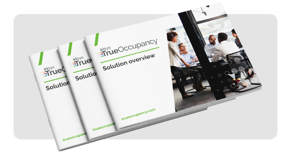 True Occupancy Solution Overview - Brochure - 600x315