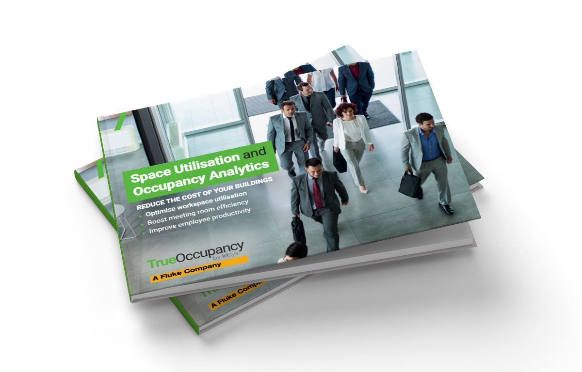 space utilisation and occupancy analytics brochure